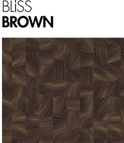Agt 10mm desing by defne koz bliss brown laminat parke